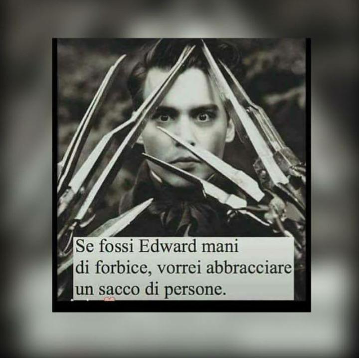 Frasi Edward Mani Di Forbici Miglior Frase Impostata In Hd
